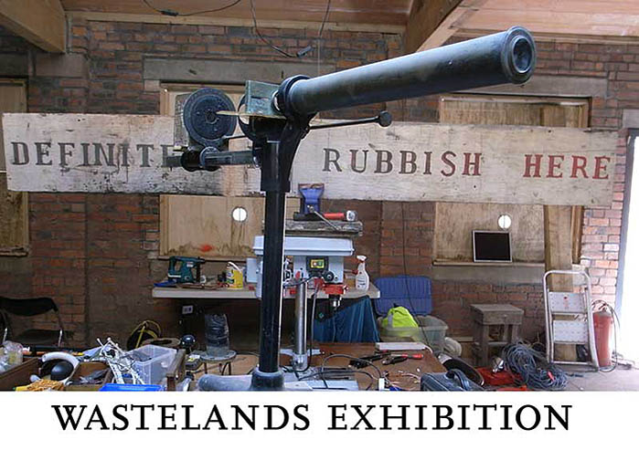 Wastelands exhibition